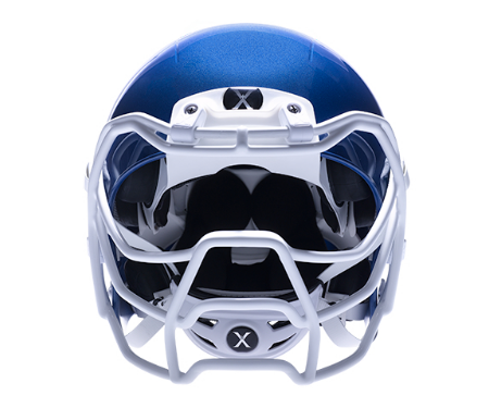 Smart football helmet in collaboration with Xenith helmets ...